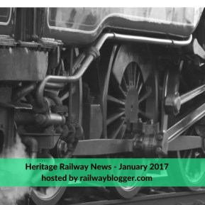Heritage Railway News - January 2017