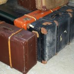 Just how much luggage can you take on the train?