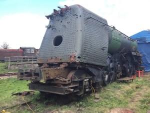 GSN Locomotive Restoration Society