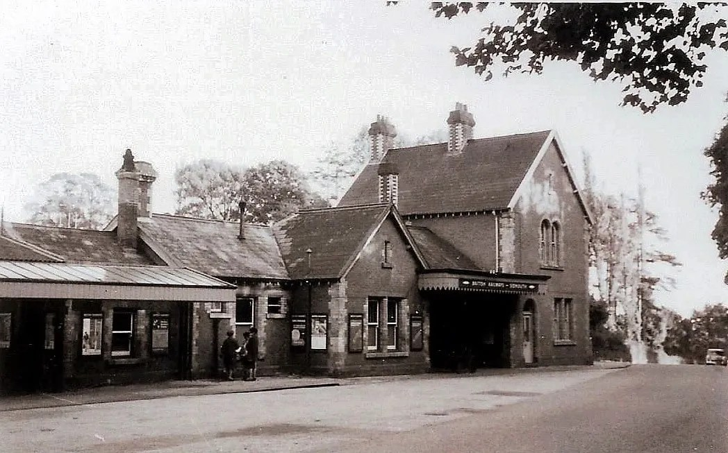 Sidmouth railway station