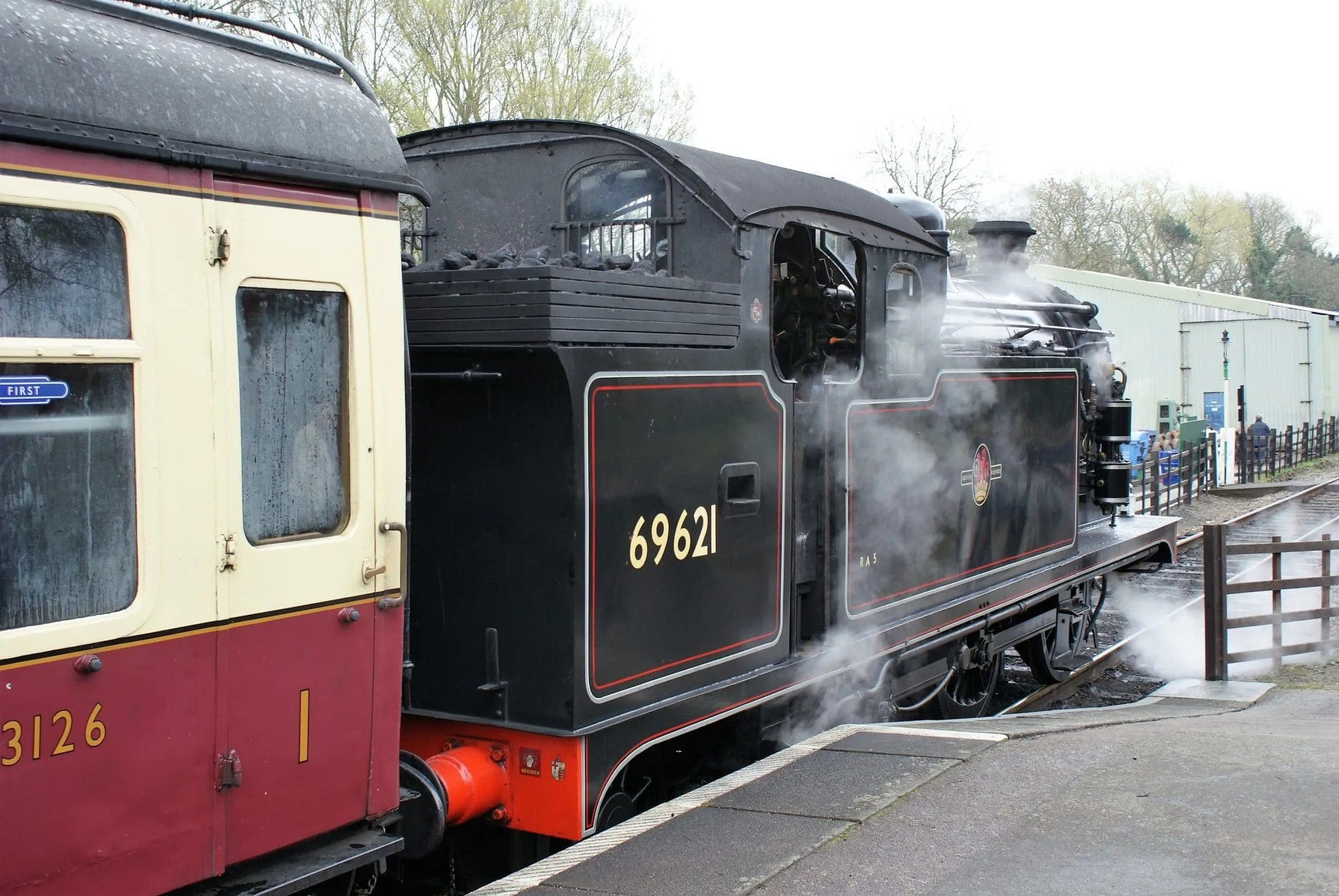 Great Central Railway - Rothley - Class N7