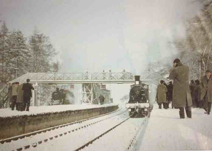 Killin Junction Railway Station
