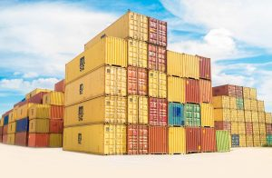 Fracht Container