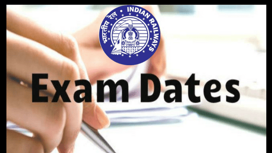 RRB Exam Date 2018: Railway Exam Date for RRB Group D & RRB ALP Recruitment