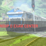 RRB Exam Center 2018 Group D