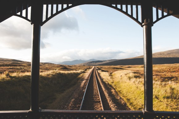 Belmond Royal Scotsman scenery landscape Scotland