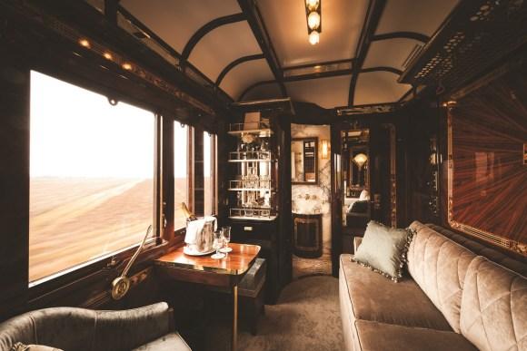 Belmond Venice Simplon Orient-Express train