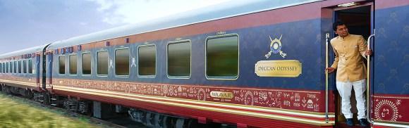Deccan Odyssey train India