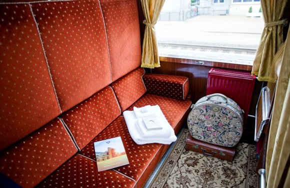 Golden eagle danube express train seating