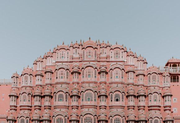 Jaipur pink city India Rajasthan