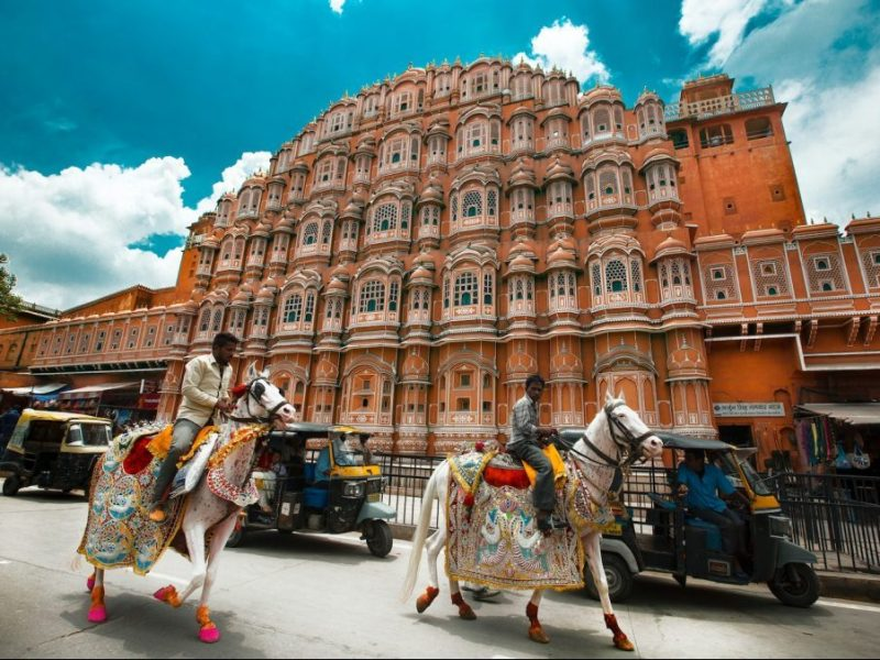 Maharajas Express train India jaipur rajasthan