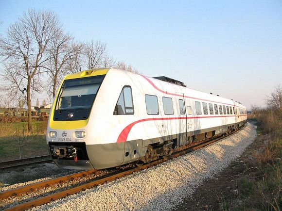 zagreb to Split train