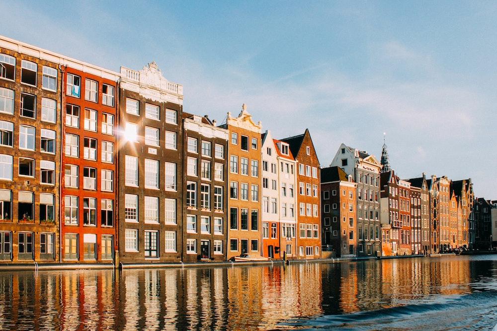 Eurostar: Amsterdam, Netherlands