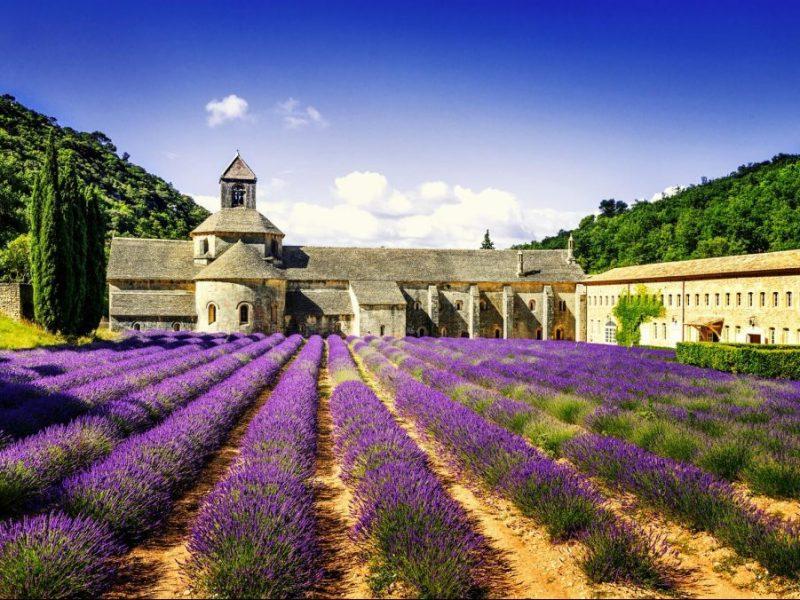 Avignon on Eurostar, France