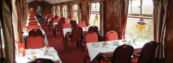 avon valley railway dining car