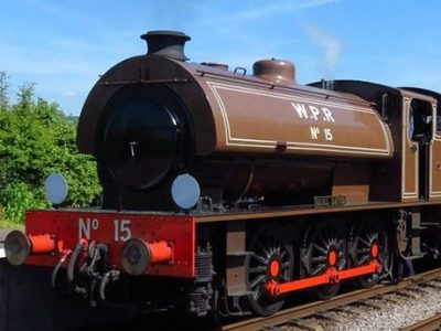 avon valley railway train