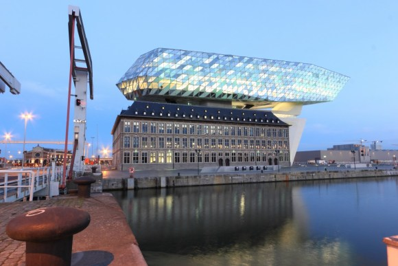 Antwerp office building