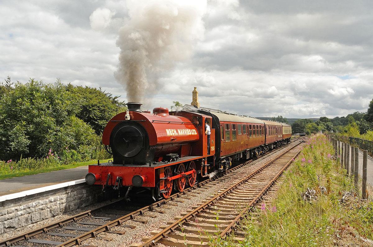 Blaenavon Heritage Railway