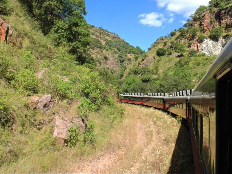 cooper canyon railway Mexico