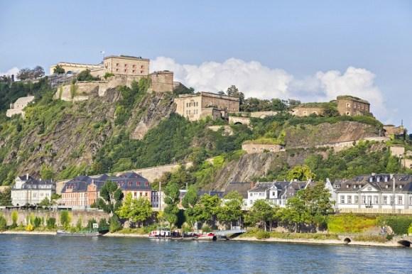 koblenz fortress