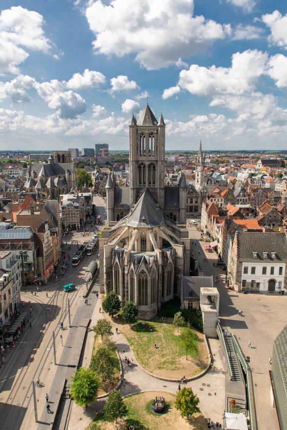 ghent church belgium