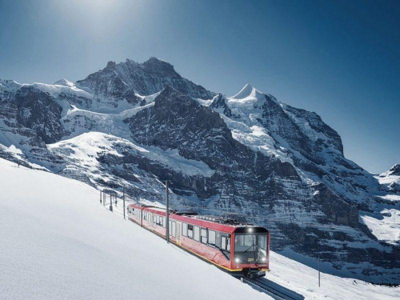 Jungfrau Railway switzerland