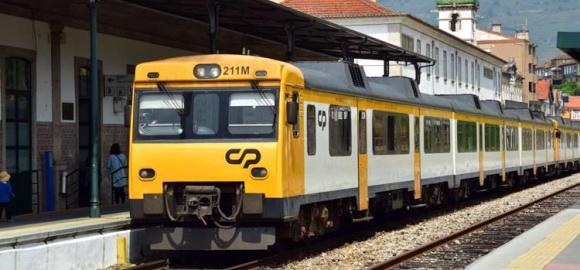 Linha do Douro Railway - Portugal