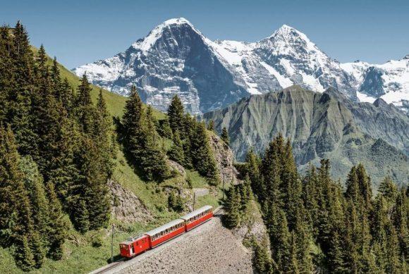 Schynige Platte Railway