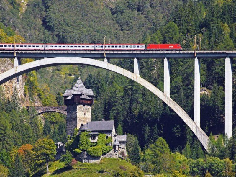 Semmering Railway – Austria