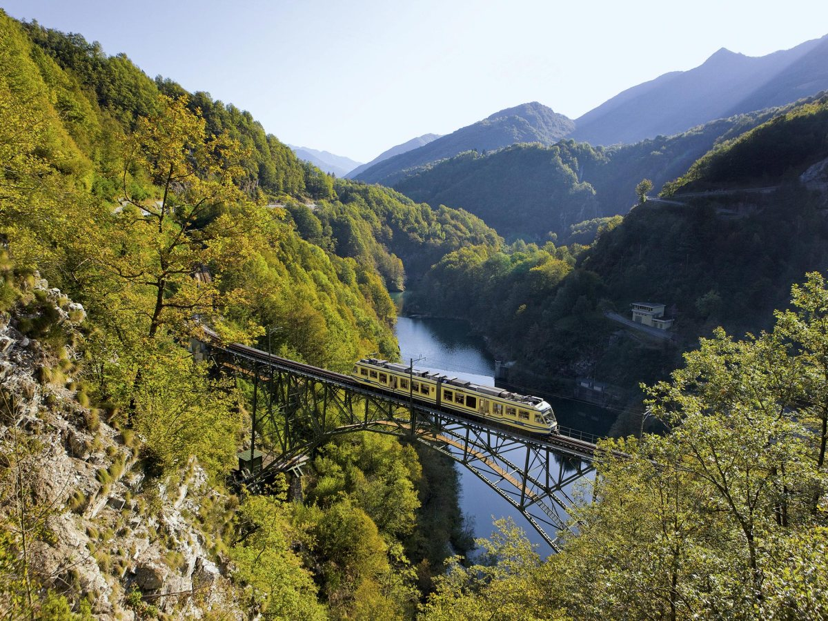 The Centovalli Railway