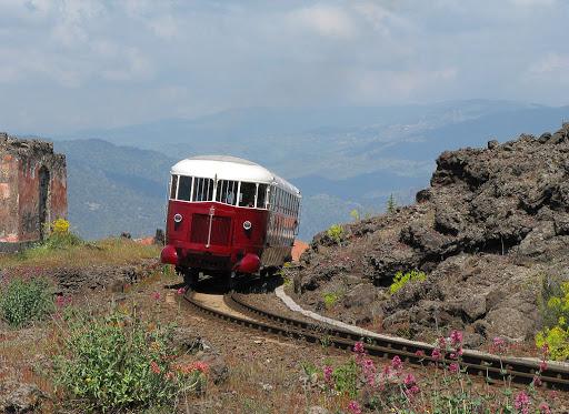 The Circumetnea Train