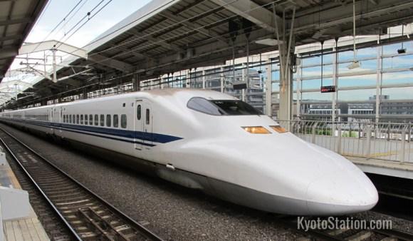 asian rail journeys  Tokaido Shinkansen bullet train