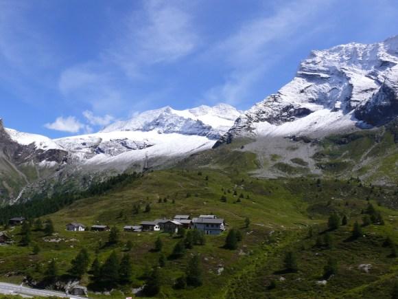 Kally ellis, Switzerland Simplon pass