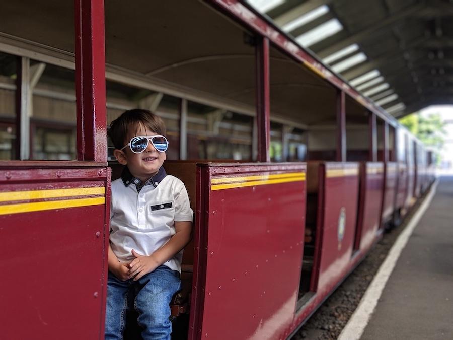 half term train trips