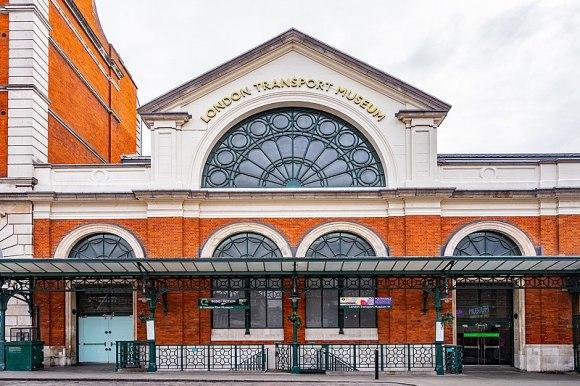 half term train trips London transport museum