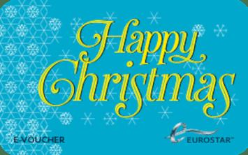 christmas gifts - eurostar voucher