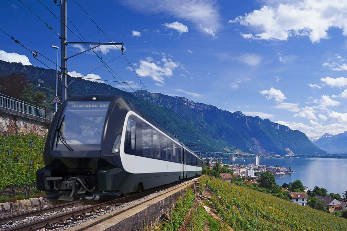 european train rail journeys
