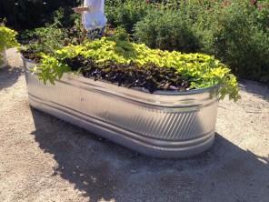 Creekside Community Garden planter