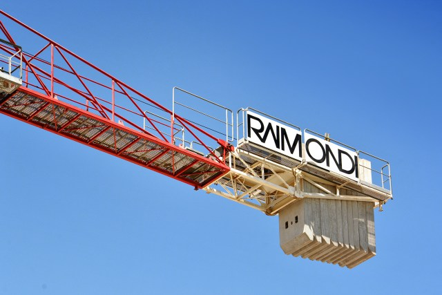 Raimondi Cranes to sponsor TCNA 2018 in Miami, Florida