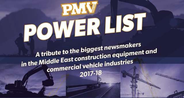 PMV Middle East: Raimondi Cranes ranks on 2018 Power List