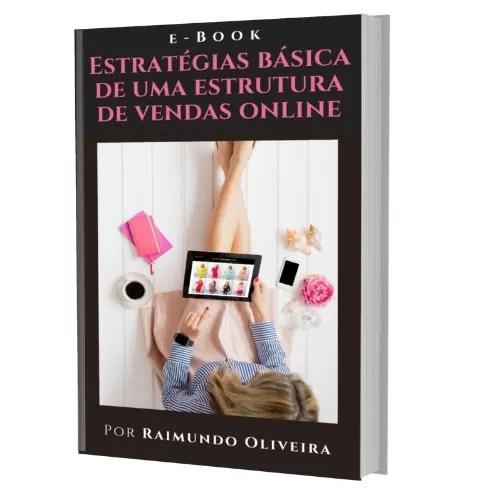 Capa 3D e-Book Estratégias Básica