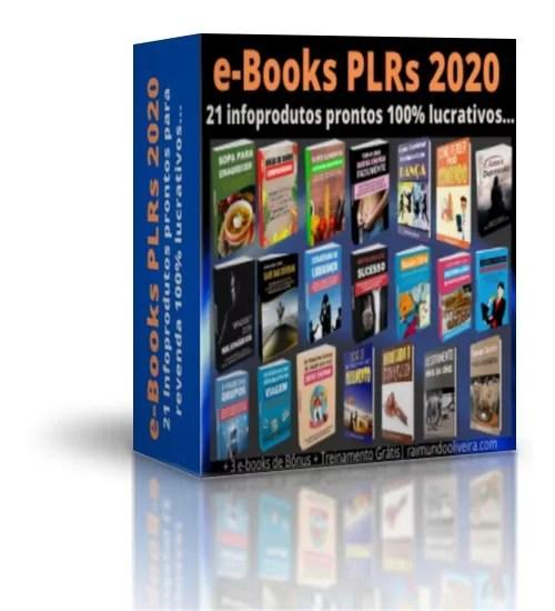 21 e-books plrs 2020 prondotos para revenda