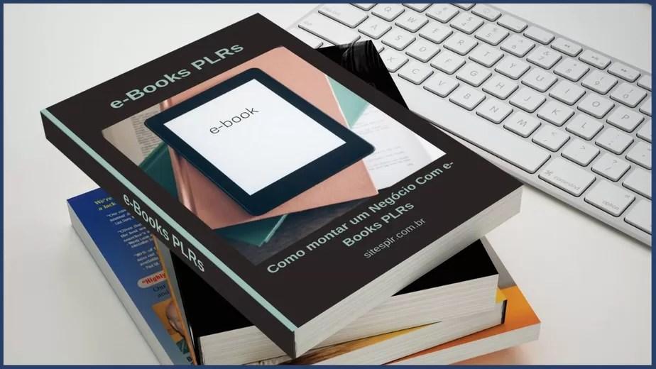 E-book PLR funciona? INFOPRODUTOS COM DIREITOS DE REVENDA!