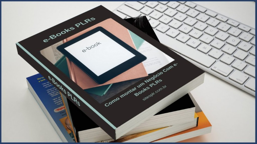 E-book PLR funciona? INFOPRODUTOS COM DIREITOS DE REVENDA! Raimundo Oliveira