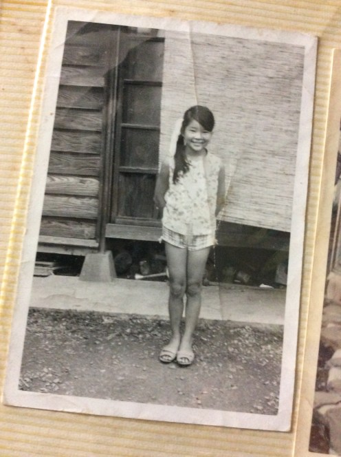 Mother when she was young. Barely recognisable...