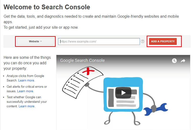 How to Add Sitemaps to Google Webmaster - Welcome to The Google Search Console