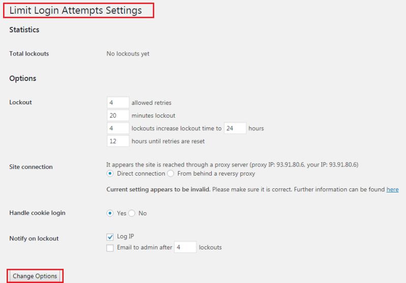 How to Limit WordPress Login Attempts - Installing Limit Login Attempts Settings