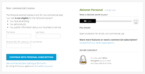 How to STOP Spam Submission on Your Blog - Zero Price