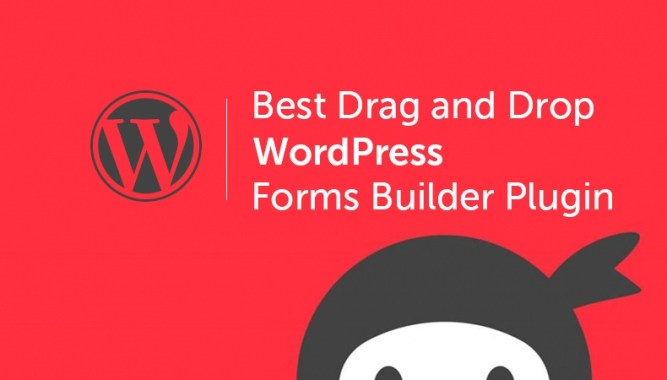 Best Drag and Drop WordPress Form Builder Plugin