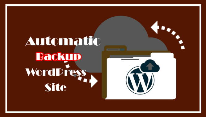 How to Create an Automatic WordPress Backup for Free